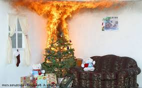 christmas-tree-on-fire